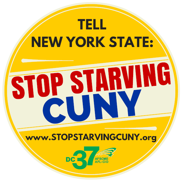 CUNY starving