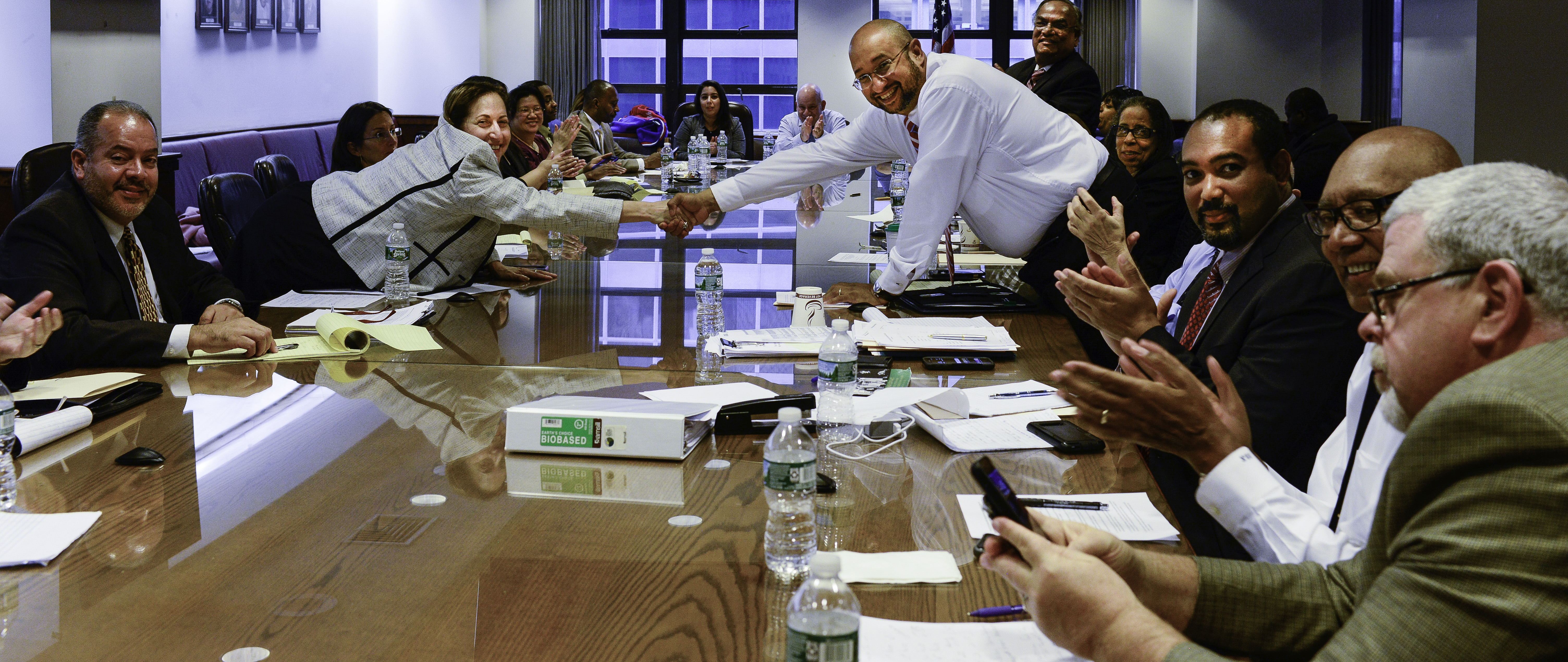 Mail Ballots on CUNY Contract Due Dec  18 (Salary/Wage