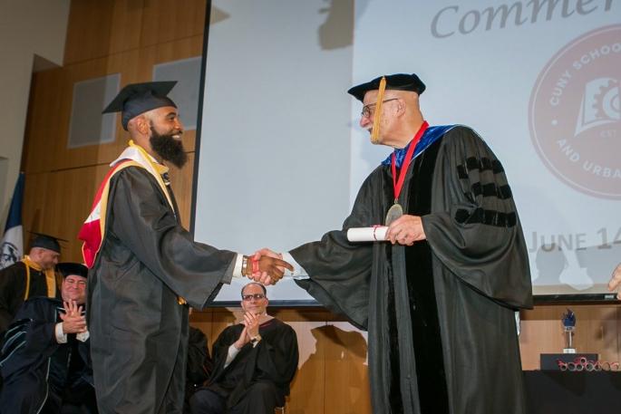 CUNY graduation (3 of 4)